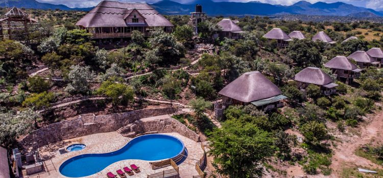Adere Safari Lodge The New Luxury Safari Lodge In Kidepo Valley National Park.